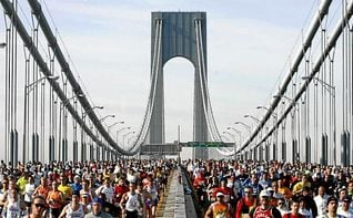 Detenido por estafar a 70 corredores con una oferta falsa para la marat�n de Nueva York