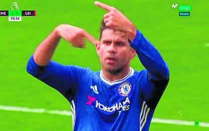 Diego Costa pide el cambio