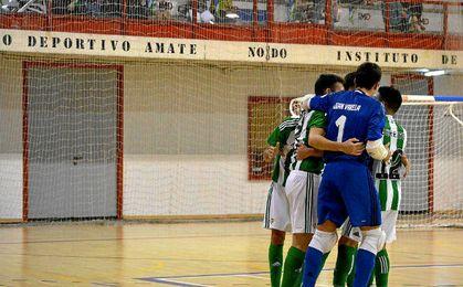 El Real Betis Futsal busca este domingo la primera victoria como local ante el FS Valdepeñas