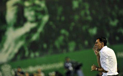 Poyet asumi� toda la responsabilidad por la incomparecencia en el juego ante el Real Madrid.