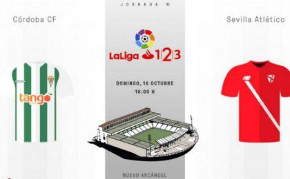Así vivimos en ED el minuto a minuto del Córdoba 0-1 Sevilla At.