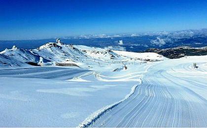 Sierra Nevada será la primera estación invernal del mundo que celebre campeonatos del mundo de Esquí Alpino (1996) y Snowboard y Freestyle Ski (2017).