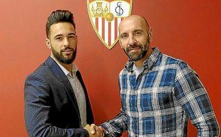 Ivi renueva con el Sevilla hasta 2018