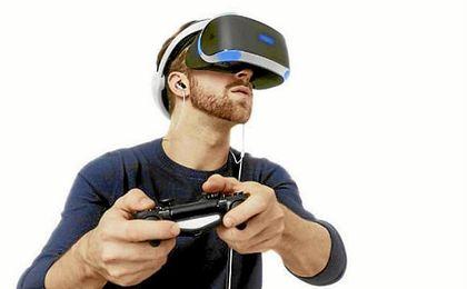 Así son las nuevas gafas de realidad virtual de Sony.