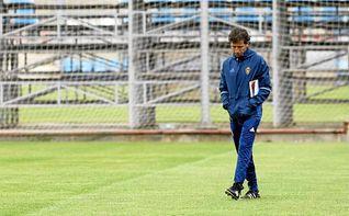 Luis Milla, destituido como entrenador del Zaragoza