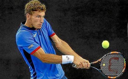 Con este triunfo, Carreño, actual número 36 del mundo, suma su segundo título ATP.