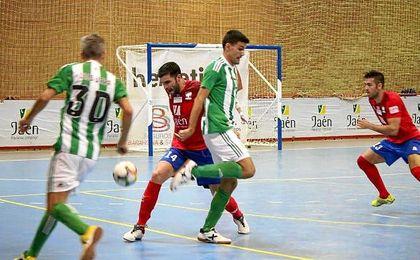 El Real Betis Futsal sumó un nuevo punto en un partido donde los de José Vidal merecieron más.