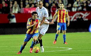 Ya hay horario para el Sevilla-Valencia