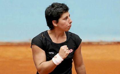 La de Las Palmas está de suplente para las finales de la WTA tras no poder conseguir el billete directo en el torneo de Moscú.