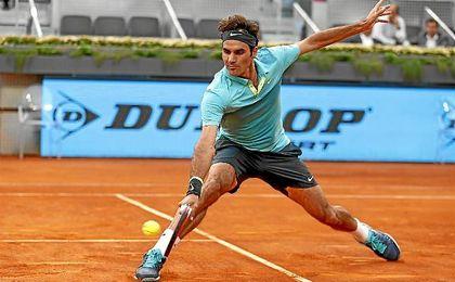 El suizo espera seguir jugando varios años más.