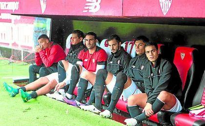 La segunda unidad tendrá que dar un paso al frente en una semana con tres partidos.