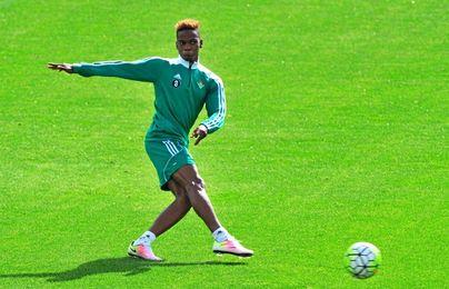 El belga regresará a Sevilla este viernes.