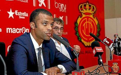 Maheta Molango, consejero delegado del RCD Mallorca.