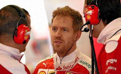 """""""De México lo mejor son los tacos"""", aseguraba Vettel tras la pregunta de una aficionada."""