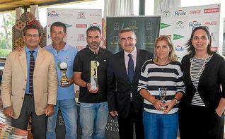 El Real Club de Golf de Sevilla acogió el V Torneo de Golf Reale Seguros de los periodistas deportivos de Andalucía