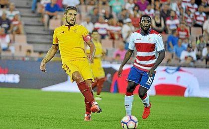 El Sevilla repetirá en la matinal ante el Granada.