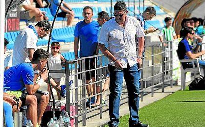 El Alcalá tiene que dar con la tecla para revertir la situación.