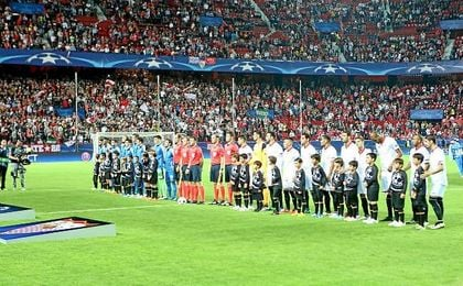 Sevilla F.C.-Dinamo Zagreb: En directo