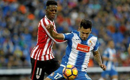 Empate a cero entre Espanyol y Athletic.