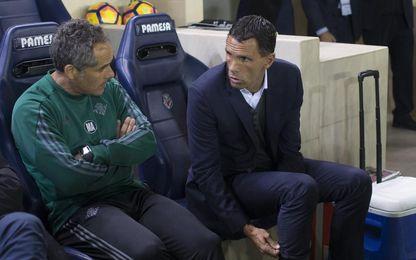 El de Villarreal podría ser el último partido de Poyet en el Betis.