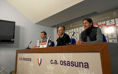 Imagen de la presentación de Joaquín Caparrós.