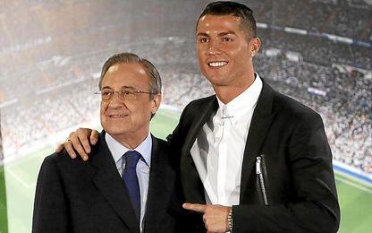 Florentino ha cedido a los deseos de Mendes y Cristiano.