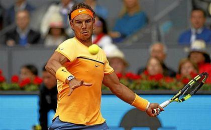 El tenista español tornará a finales de año.