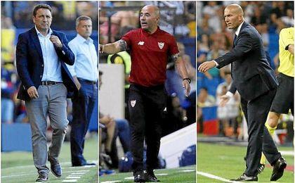 Sampaoli opta al mejor técnico de octubre junto a Eusebio y Zidane.