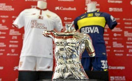 Rueda de prensa por el Trofeo Antonio Puerta.