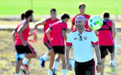 Argentina no olvida a Sampaoli.