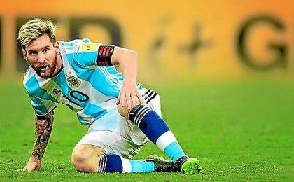 Argentina ahora mismo estaría fuera del Mundial.