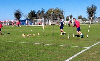 No están en la lista los cinco internacionales, el sancionado Bernardo ni el lesionado Álex Muñoz.