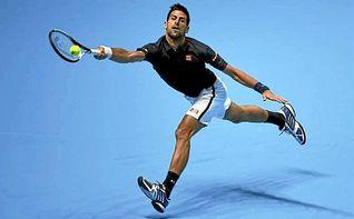 Djokovic: ´También podía haber nevado en el O2´