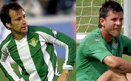 """Alfonso se alegrará """"doblemente"""" cuando gane el Betis; Contreras tildó a Víctor de nuevo ´bético del universo´."""
