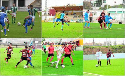 Resumen de la jornada 13 del Grupo X de Tercera división.