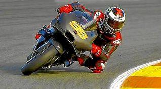 Lorenzo se estrena con Ducati