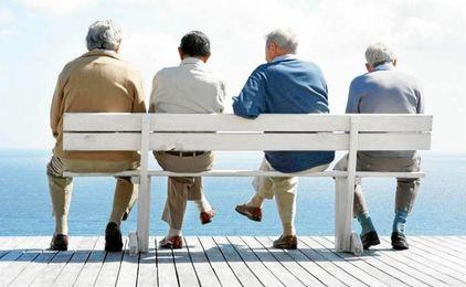 Solo el 70% de los jubilados cuenta con la pensión como fuente de ingresos.