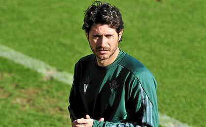 Víctor Sánchez del Amo ha cogido las riendas del Betis con ilusión y ganas de ponerlo donde merece.