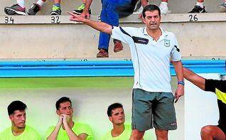 Mariano Suárez (Coria): ´El objetivo es salvarnos´