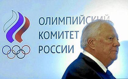 Vitaly Smirnov, nuevo jefe antidopaje de Rusia.