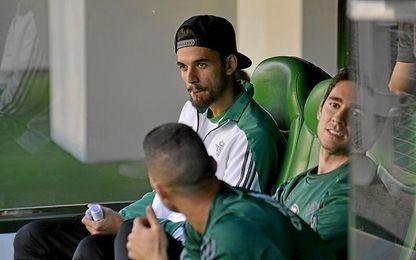 Ceballos ha ´renacido´ con Víctor Sánchez.