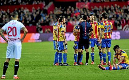 El Sevilla venció la temporada pasada 1-0.