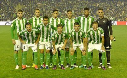 Once titular ante Las Palmas.