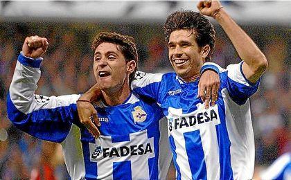 El Deportivo no anotó ningún tanto en la fase de grupos de la temporada 04/05.