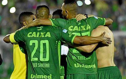 Chapecoense, el modesto club brasileño que sorprendió a América