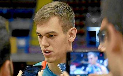"""El Baskonia es """"un equipazo, con varios jugadores NBA""""."""