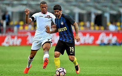 La aventura de Banega en el Inter podría acabar pronto.