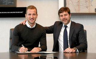 Harry Kane renueva con el Tottenham hasta 2022