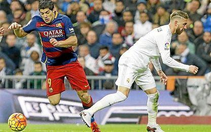 Suárez y Ramos volverán a encontrarse.