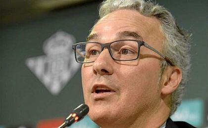 Miguel Torrecilla ha repasado varios nombres propios del equipo.